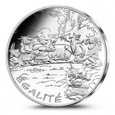 Astérix - 10 euro Egalité DISTRIBUTION DE POTION