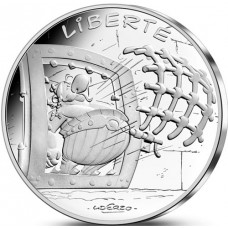 Astérix - 10 euro Liberté EVASION