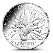Astérix - 10 euro Liberté LIBERATION