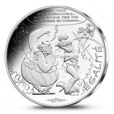 Astérix - 10 euro Egalité BATAILLE