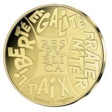 Astérix - 500 euro Or massif