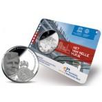 Pays-Bas 2015 - Coincard UNESCO