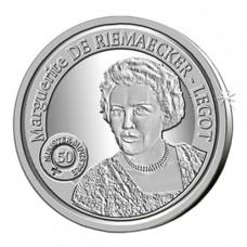 Belgique 2015 - 5 Euro Marguerite