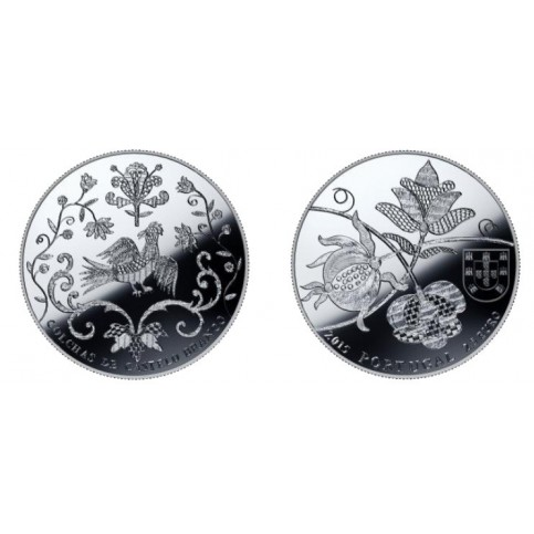 Portugal 2015 - 2.5 euro Castelo Branco