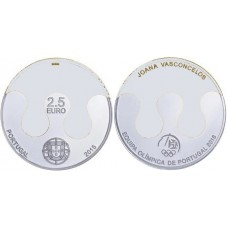 Portugal 2016 - 2.5 euro JO de Rio