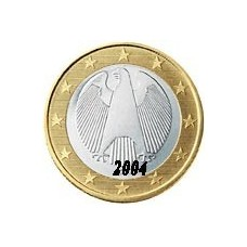 Allemagne 1 EURO  2004 Atelier F