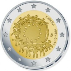 Pieces 2 Euro Commemoratives Collection Complete Tirages Limites