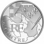 10 Euro des Régions 2010  - Centre