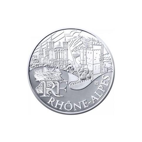 10 Euro des Régions 2011  - Rhône Alpes