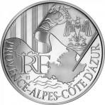 10 Euro des Régions 2010  - Provence Alpes Côte d'Azur