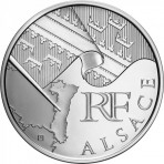 10 Euros des Régions 2010 - Alsace