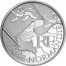 10 Euros des Régions 2010  - Basse Normandie