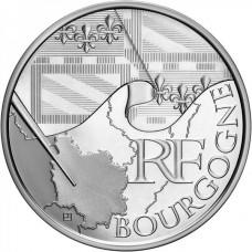 10 Euros des Régions 2010  - Bourgogne