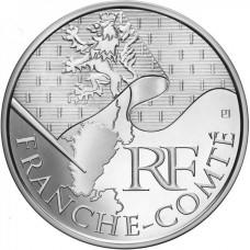 10 Euro des Régions 2010  - Franche Comté