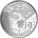 10 Euro des Régions 2010  - Haute Normandie
