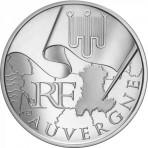 10 Euro des Régions 2010  - Auvergne