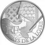 10 Euro des Régions 2010  - Pays de la Loire
