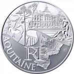 10 Euro des Régions 2011  - Aquitaine