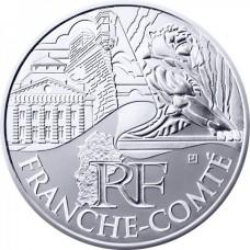 10 Euro des Régions 2011  - Franche Comté