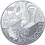 10 Euro des Régions 2011  - Bourgogne