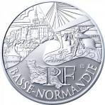 10 Euro des Régions 2011  - Basse Normandie