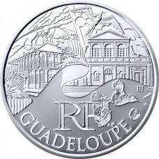 10 Euro des Régions 2011  - Guadeloupe
