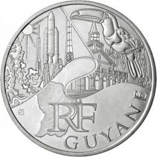 10 Euro des Régions 2011  - Guyane