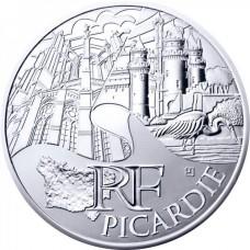 10 Euro des Régions 2011  - Picardie