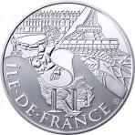 10 Euro des Régions 2011  - Ile de France