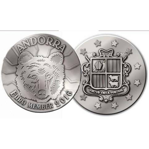 Andorre Euro Member 2016