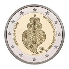 Portugal 2016 - 2 euro commémorative JO de Rio
