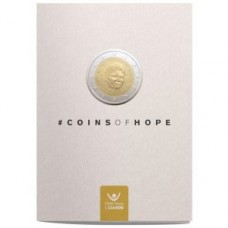 Belgique 2016 - 2 euro commémorative coincard Child focus