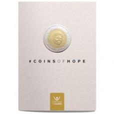 Belgique 2016 - 2 euro commémorative coincard Child focus