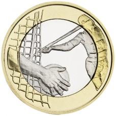 """Finlande 2016 - 5 euro """"Athlétisme"""""""