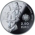 Portugal 2016 - 2.5 euro Alentejano