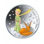 Le PETIT PRINCE - 50 euro couleur, le renard