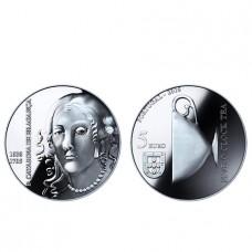 Portugal 2016 - 5 euro Catarina de Bragança
