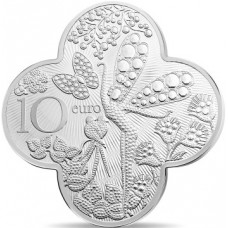 VAN CLEEF & ARPELS - 10 euro Argent BE