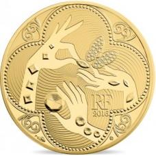 VAN CLEEF & ARPELS - 50 euro OR