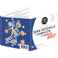France 2016 - Coffret euro BU                        de la collection des Coffrets Brillant Universel