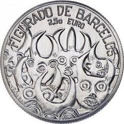 Portugal 2016 - 2.5 euro figurado de barcelos