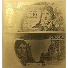 reproduction-100-nouveaux-francs-bonaparte-