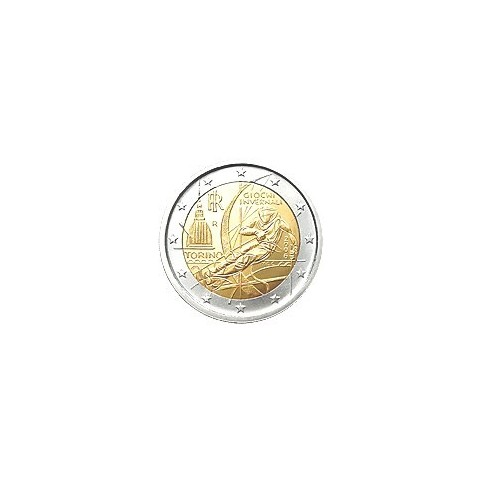 ITALIE 2006 - 2 EUROS COMMEMORATIVE