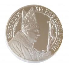 Vatican 2002 - 5 Euro argent officielle RARE