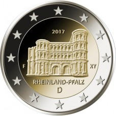 Allemagne 2017 - 2 euro commémorative
