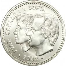 Espagne 2002 - 12 euro présidence UE