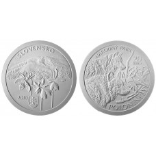 Slovaquie 2010 - 10 euro en argent