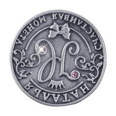 Pièce collector motifs russes - la rose