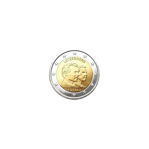 LUXEMBOURG 2006 - 2 EUROS COMMEMORATIVE