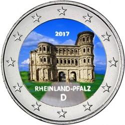 Allemagne 2017 - 2 euro commémorative en couleur